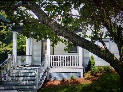 Brookline Rental For Rent: 92 Coolidge #B
