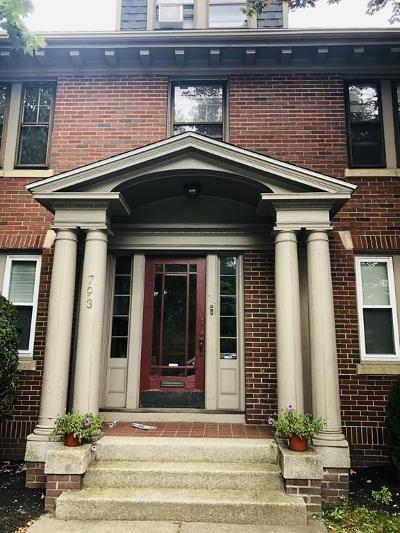 Brookline Rental For Rent: 793 Washington St #1