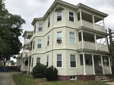 Brockton Multi Family Home For Sale: 93 Laureston St