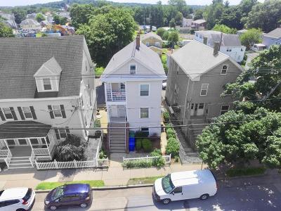 Newton Multi Family Home Price Changed: 460 Watertown St