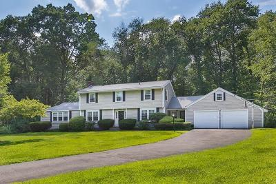 Framingham Single Family Home For Sale: 9 Mohawk Drive