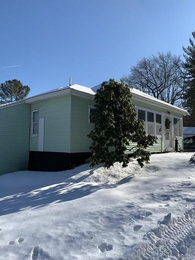 Wenham, Hamilton Single Family Home For Sale: 75 Perkins Ave