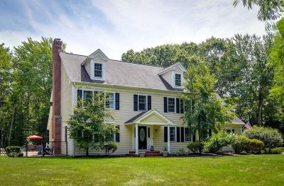 Hopkinton Single Family Home For Sale: 26 Kimball Rd