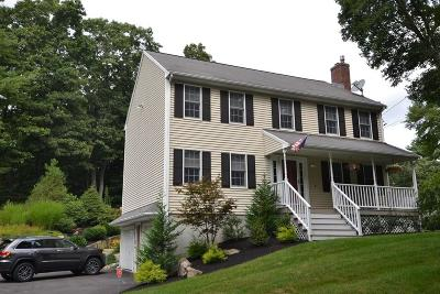Plainville Single Family Home For Sale: 5 Cowell Street