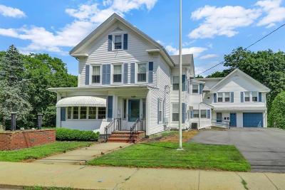 MA-Bristol County Multi Family Home New: 38 Center St