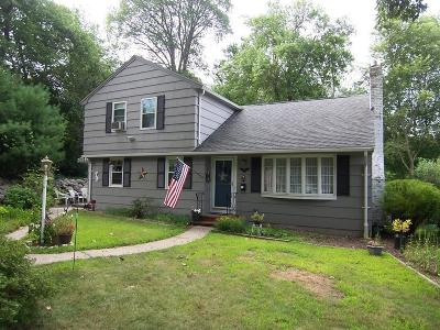 Braintree Single Family Home For Sale: 43 Emerald Ave