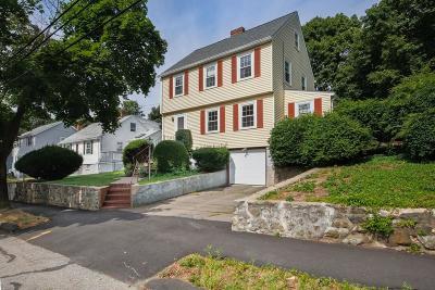 Arlington Single Family Home For Sale: 104 Waverley Street
