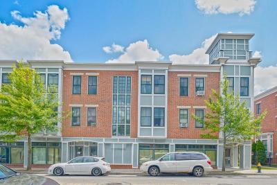 Boston Condo/Townhouse For Sale: 352-R Blue Hill Ave #9