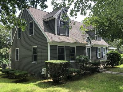 Plymouth Single Family Home For Sale: 36 Federal Furnace Rd