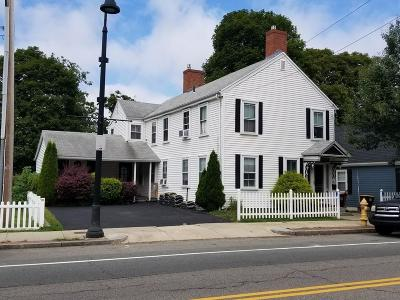 Weymouth Multi Family Home For Sale: 98 Commercial St