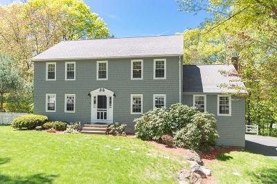 Shrewsbury Single Family Home For Sale: 19 Bunker Hill Rd