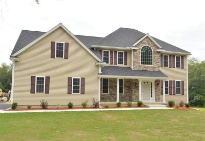 MA-Worcester County Single Family Home For Sale: 350 Green Road #Lot 2