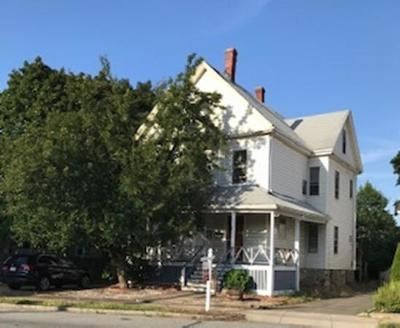 Wakefield Multi Family Home For Sale: 1094 Main Street