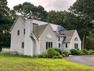 MA-Worcester County Single Family Home For Sale: 107 Heights Of Hill St