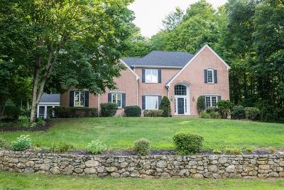 MA-Worcester County Single Family Home Contingent: 1 Hidden Meadow Ln