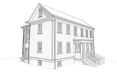 Newton, Brookline, Needham, Wellesley, Dover, Waltham, Watertown, Cambridge, Weston, Natick Multi Family Home New: 25-27 Tremont Street