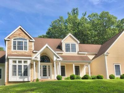 MA-Worcester County Single Family Home For Sale: 10 Fay Mountain Rd