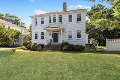 Hingham Single Family Home New: 1193 Main Street #D1