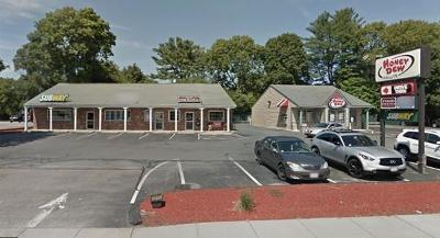 MA-Bristol County Commercial For Sale: 146 Central Ave