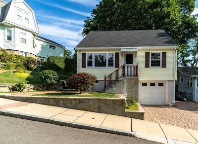Medford Single Family Home For Sale: 15 Foss St