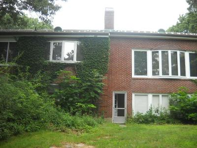 Braintree Single Family Home For Sale: 801 Commercial St