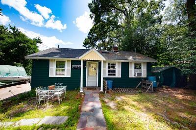 Billerica Single Family Home For Sale: 30 Riveredge Rd