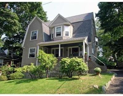 Newton Single Family Home Price Changed: 62 Crosby Rd