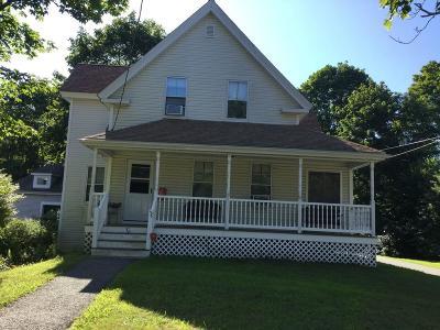 Abington Single Family Home For Sale: 35 Adams St