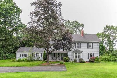 Wayland Single Family Home For Sale: 228 Old Connecticut Path