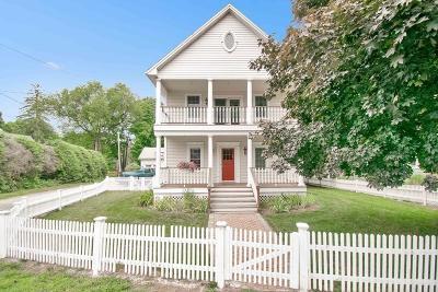 Wilbraham Single Family Home For Sale: 579 Main St