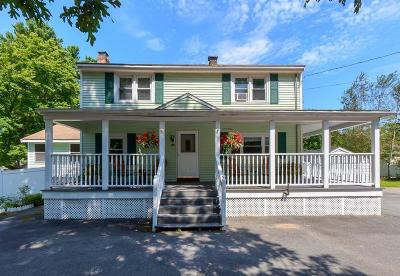 Andover Single Family Home For Sale: 51 North St