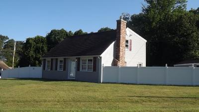 Auburn Single Family Home New: 16 Warren Rd
