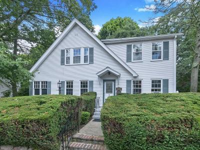 Newton Single Family Home New: 463 Boylston St.