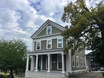 Worcester Single Family Home For Sale: 4 Dix St