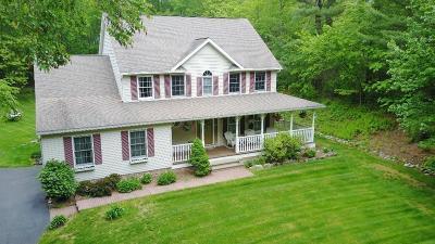 Wilbraham Single Family Home For Sale: 4 Mark Twain Drive