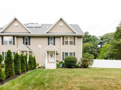 Whitman Single Family Home Under Agreement: 703 Auburn St #703
