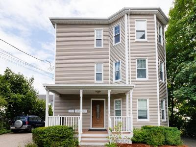 MA-Norfolk County Condo/Townhouse For Sale: 35 Austin Street #2