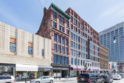 MA-Worcester County Commercial For Sale: 38 Front Street #5th floo