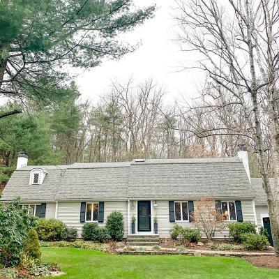 Dover Single Family Home For Sale: 15 Cedar Hill Rd