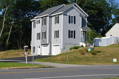 Worcester Single Family Home For Sale: 505 Salisbury St