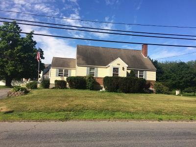 Plainfield, Voluntown, Griswold, Sterling, Killingly Single Family Home New: 175 Clinton Rd