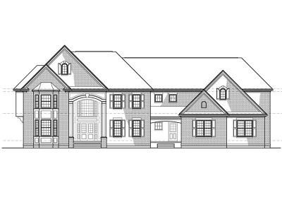 Single Family Home For Sale: Lot 12 Keeney Pond Road
