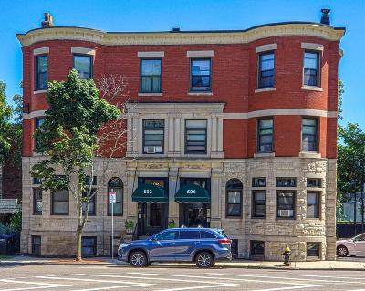 Boston Rental New: 502 Talbot Ave #2