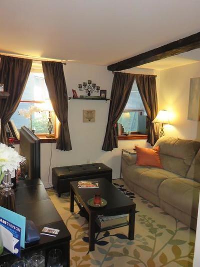 Boston Rental New: 15 Sheafe Street #One