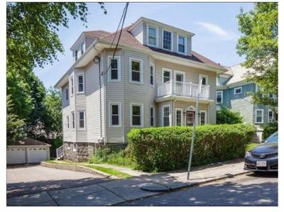 Boston Rental New: 40 Manthorne Road #2