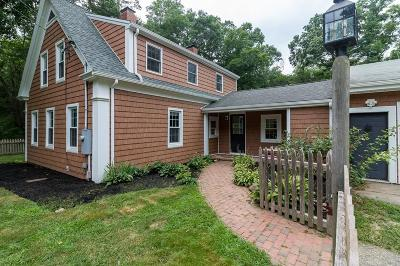 Plympton Single Family Home Price Changed: 177 Brook St