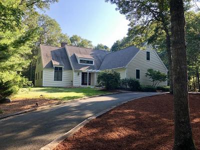 Mashpee Single Family Home New: 127 West Way