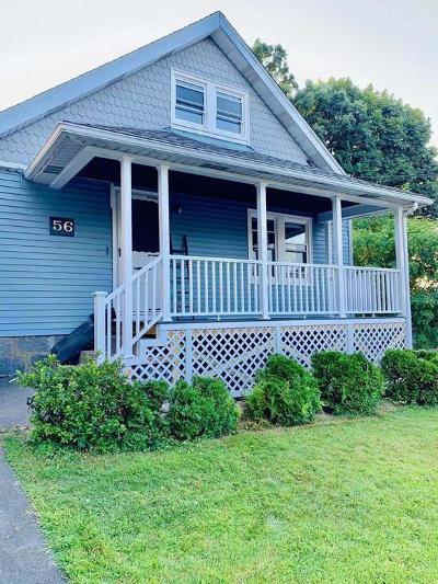 Single Family Home For Sale: 56 Cedar Terrace Street
