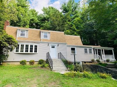 Hopkinton Single Family Home For Sale: 158 Wood St