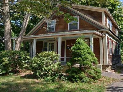 Randolph Single Family Home For Sale: 81 North St